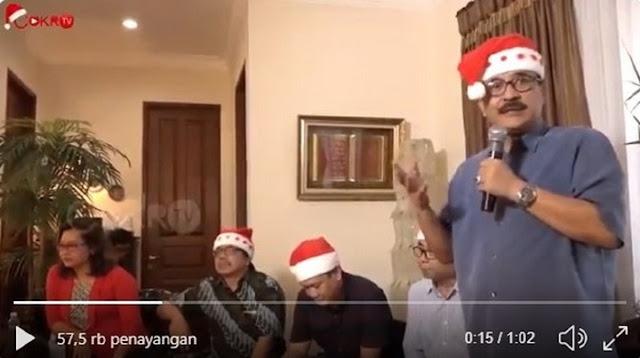 VIRAL Video... Mereka NGumpul Khawatir Anies Baswedan Jadi Presiden 2024