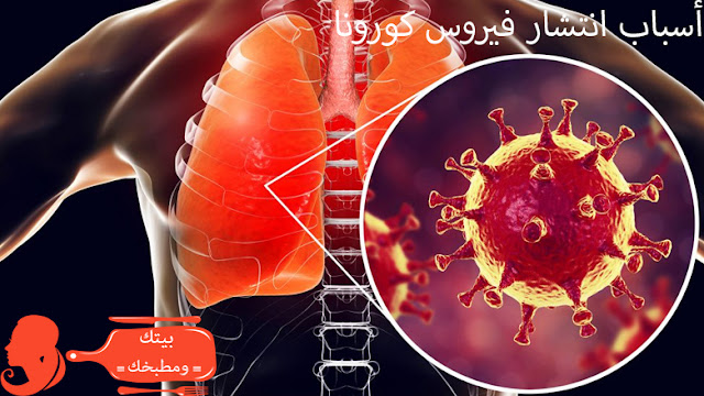 أسباب انتشار فيروس كورونا