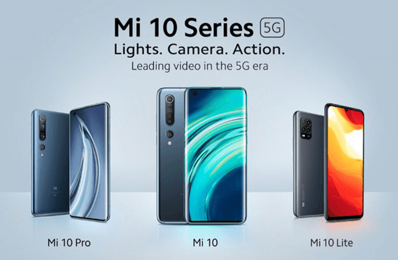 Xiaomi sold 1 million units of 5G smartphones in Q1 2020