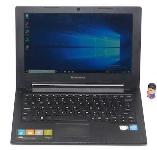 Laptop Lenovo ideapad S210 11.6 inchi Second di Malang