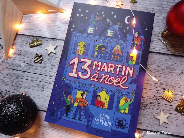 13 Martin à Noël (Poulpe Fictions)