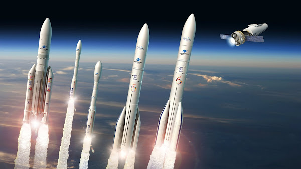 Arianespace - Who Owns Europe's Rockets?