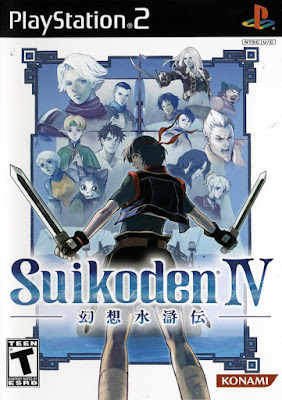 Suikoden IV PS2 GAME ISO