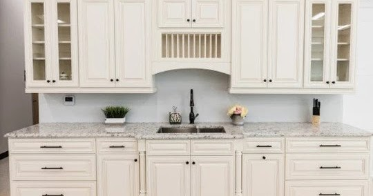 Perfection to your commitment with Charleston style cabinets at your office