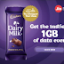 MyJio Dairy Milk Offer- Get 1 Gb Free 4G Data (All Users)