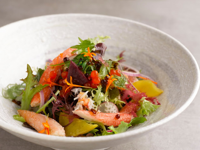 Street 50 - Snow Crab Salad