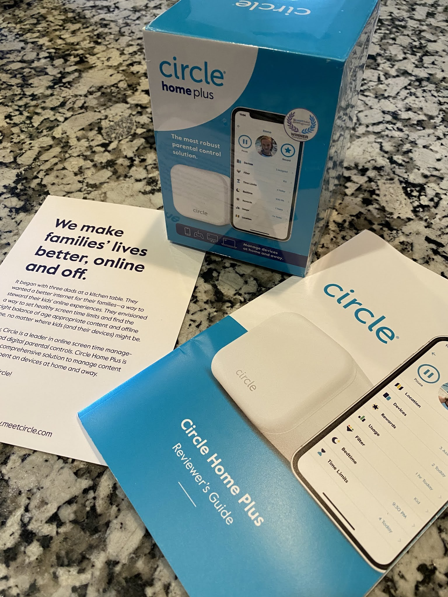 Circle Home PLus Review