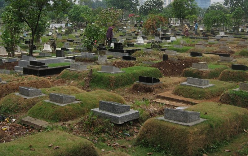 Makam PDP Covid-19 Dibongkar, Jenazahnya Hilang Dicuri