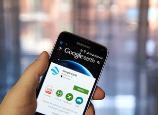 mobile app google earth