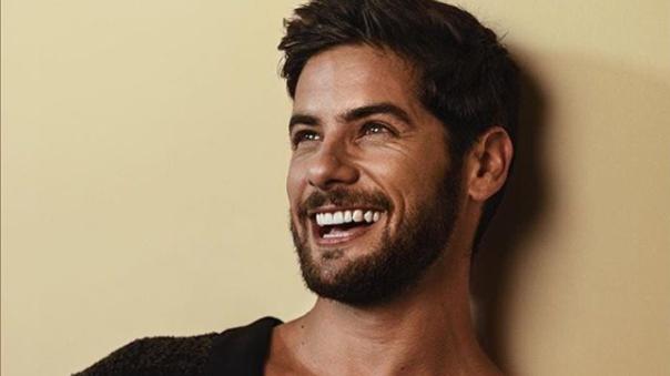 Andrés Wiese nominado rostro mas bello