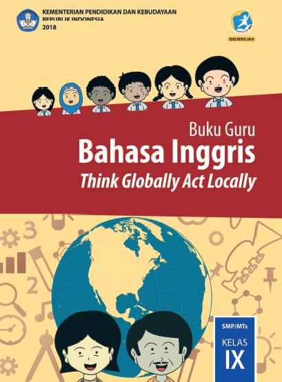 Buku Guru Kurikulum 2013 Bahasa Inggris Smp Mts Kelas 9 Edisi Revisi 2018 Dadang Jsn