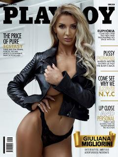 Playboy Suecia – Diciembre 2019 PDF digital