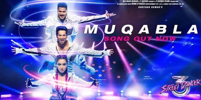 Mukkala Muqabla Lyrics : AR Rahman - Street Dancer 3D movie - Varun, prabhudeva and shraddha Kapoor