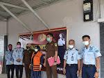 apas Perempuan Kelas IIB Jambi Terima Narapidana dari Kejaksaan Negeri Tanjung Jabung Barat