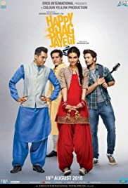 فيلم Happy Bhaag Jayegi 2016 مترجم