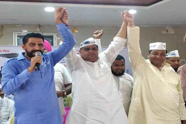 dharambir-bhadana-aap-badkhal-vidhansabha-candidate-news