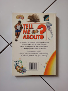 Tell Me About? Answers to hundreds of questions