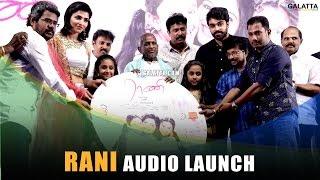 Rani Audio Launch