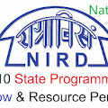 Sawrkar Hna Ruak Dil Duh Tan - NIRD Recruitment for 510 Posts