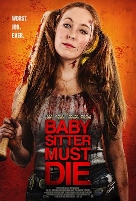 Babysitter Must Die (2021) English 5.1ch 720p | 480p HDRip x264 550Mb | 200Mb