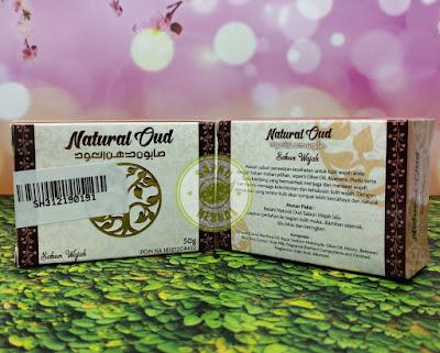 Sabun Wajah Multikhasiat Natural Oud