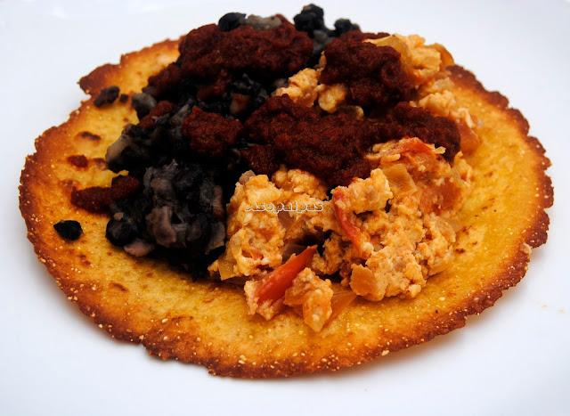 Huevos a la Veracruzana