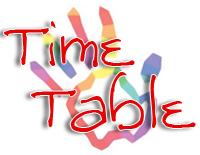 Saurashtra University Time Table 2020