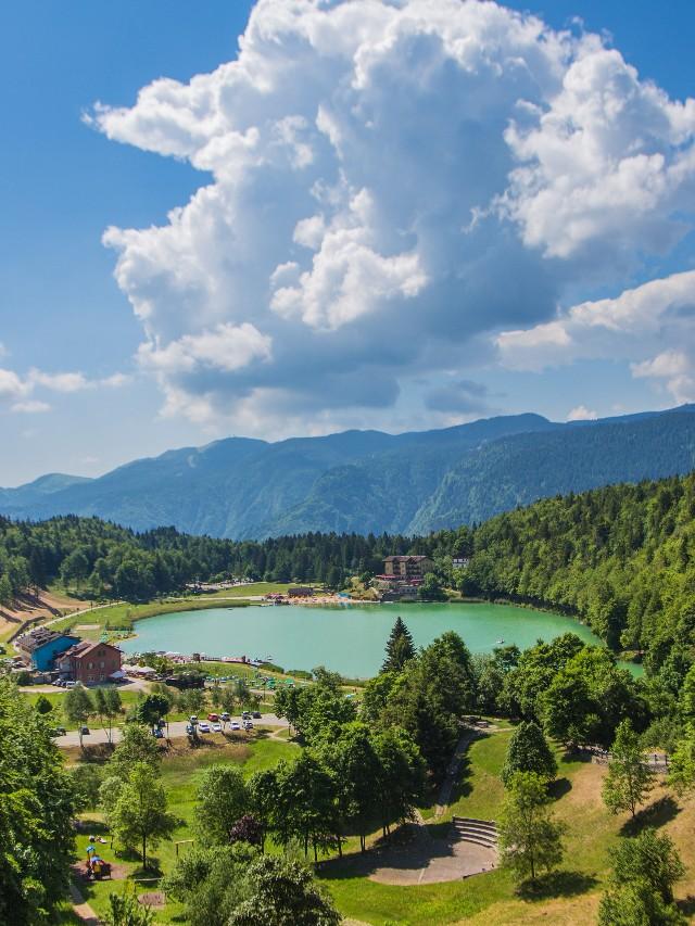 trentino laghi più belli