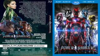 Power Rangers 2017 Bluray