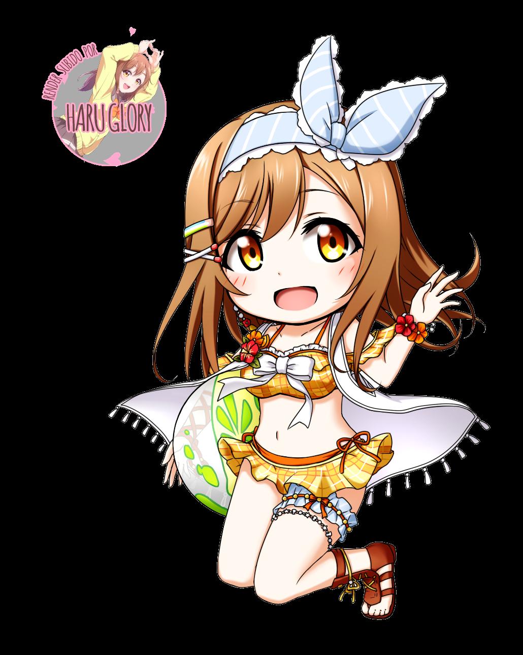Kunikida Hanamaru 204 ☆