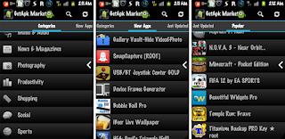 طبيق متجر Get apk market لتحميل التطبيقات والالعاب مجانا