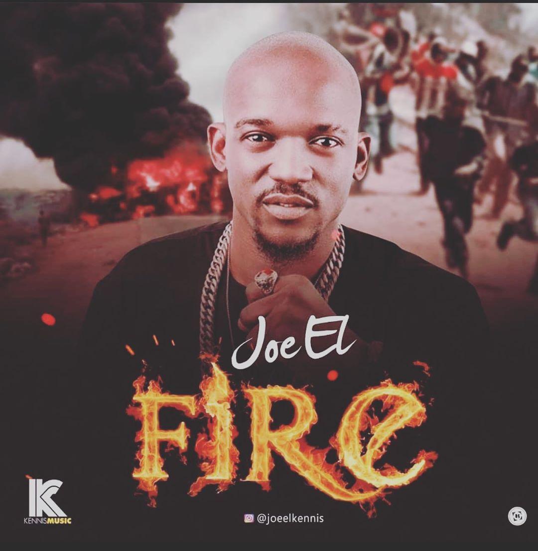 Joe EL Amadi - Fire #Arewapublisize
