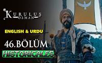 Kurulus Osman Season 2  Episode 46 English & Urdu Subtitles   Watch Online Movie Free hd Download