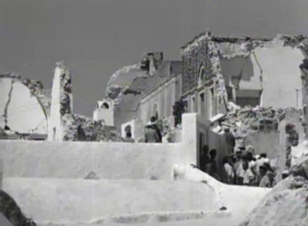 7,5 Ρίχτερ στην Αμοργό - Ο μεγαλύτερος σεισμός στον ευρωπαϊκό χώρο τον 20ο αιώνα