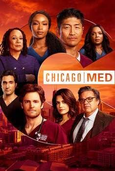 Chicago Med 6ª Temporada Torrent - WEB-DL 720p/1080p Legendado