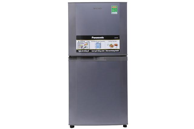 Tủ lạnh Panasonic NR-BJ158SSV2