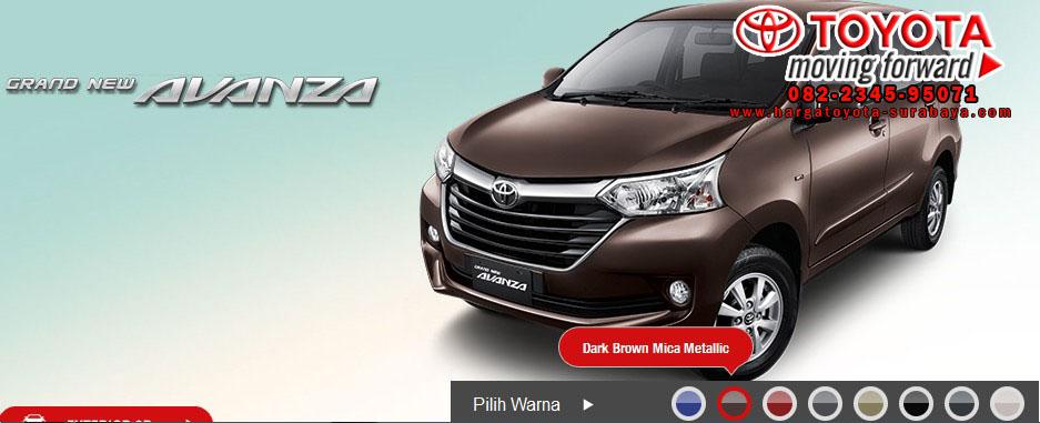 Katalog Grand New Avanza Kompresi Harga Toyota Yaris