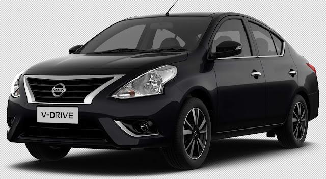 Nissan Versa V-Drive Premium 1.6 16V (Preço R$ 77.990)