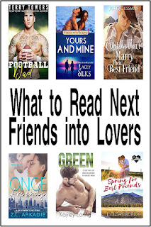 Enjoy a good romance with your best friend as friends turn into lovers in these twelve Friends to Lovers Books.