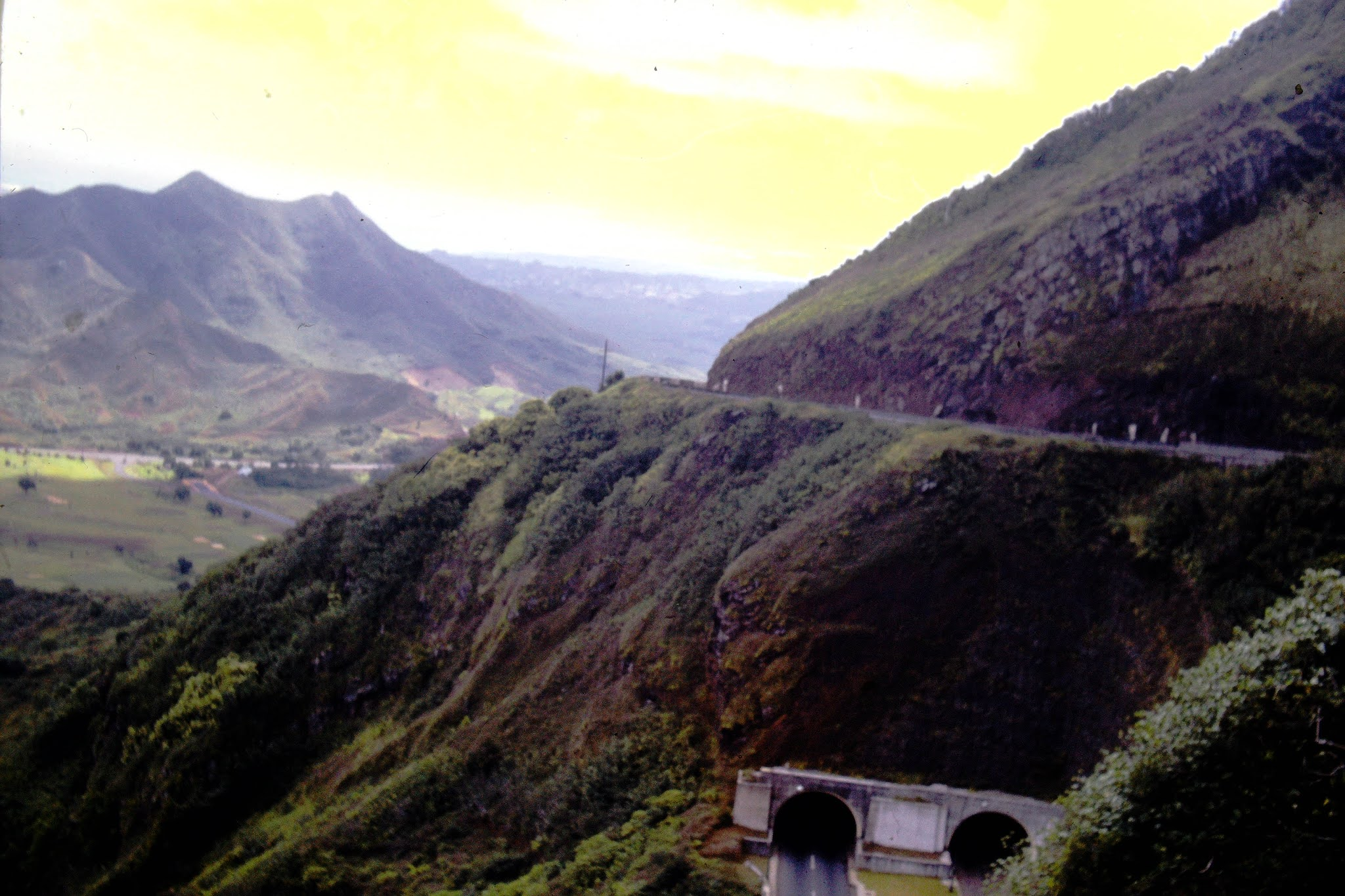 View od Pali - 1961