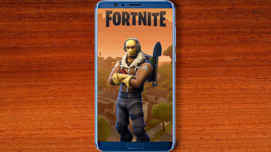 Fortnite Battle Royale - Raptor - FHD pour Mobile
