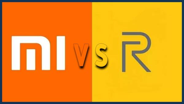 Xiaomi و Realme حرب و صراع بين شركتي الهواتف في السوق الهندية