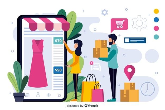 5 Marketplace Paling Terkenal di Indonesia