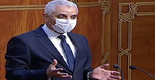 """وزير الصحة يستبق محاولات التلاعب في حصص اللقاح:""""رجعو ليا """"الخاوي"""""""