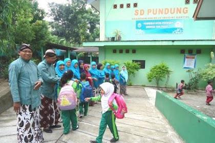 Profil Perpustakaan Sekolah SD PUNDUNG, Desa Girirejo, Bantul Yogyakarta