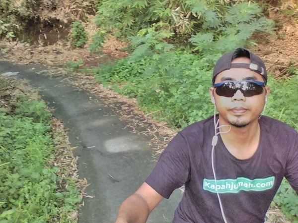 Jalur Gowes di Desa Tamblang