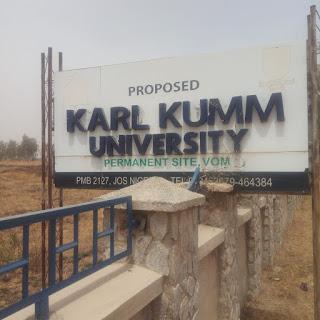 Karl Kumm University Admission Disclaimer 2020/2021