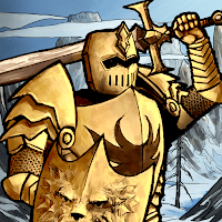 The Paladin's Story: Melee & Text RPG Unlimited Money MOD APK