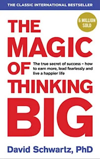 The Magic of Thinking Big | books for beginners