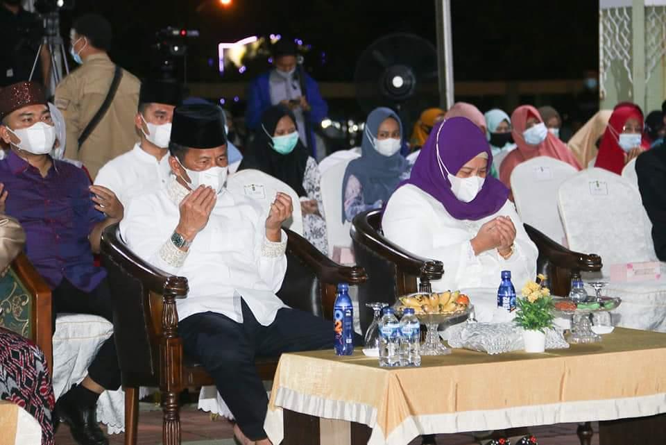 Wagub Kepri Menghadiri Isra Mikraj Tingkat Kota Batam